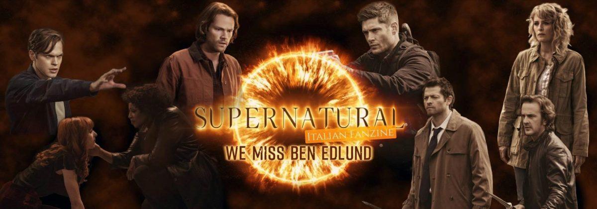 Supernatural Fanzine